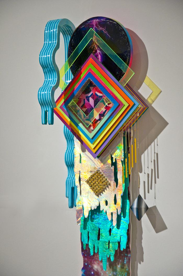 Hilary White The Twelve Gates Series by Hilary White Art Ingress Egress on view at Paradigm Gallery in Philadelphia