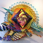 Hillary White, Paradigm Gallery, Philadelphia Art, Mixed Media, Sculpture