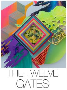 Hilary White art series The Twelve Gates