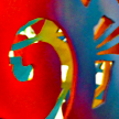 Hilary White, Hilary White Art, Hillary White, Mixed Media, Sculpture, Painting, Bible, Design, Shadows, Panhandle Print, Screen Printing, The Book of Revelations
