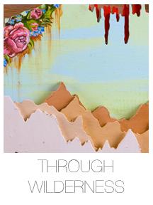 Hilary White Art Through Wilderness series