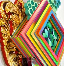 Hilary White art for The Twelve Gates series