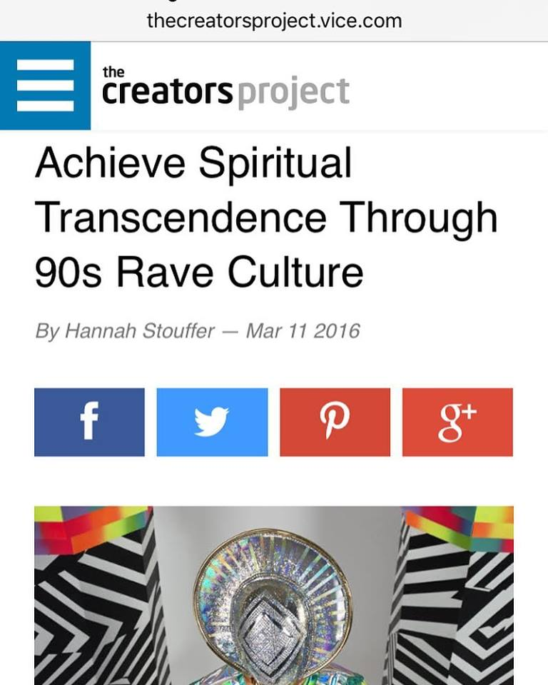 Artist Hilary wHite interviewed by Hannah Stouffer for Vice Magazine